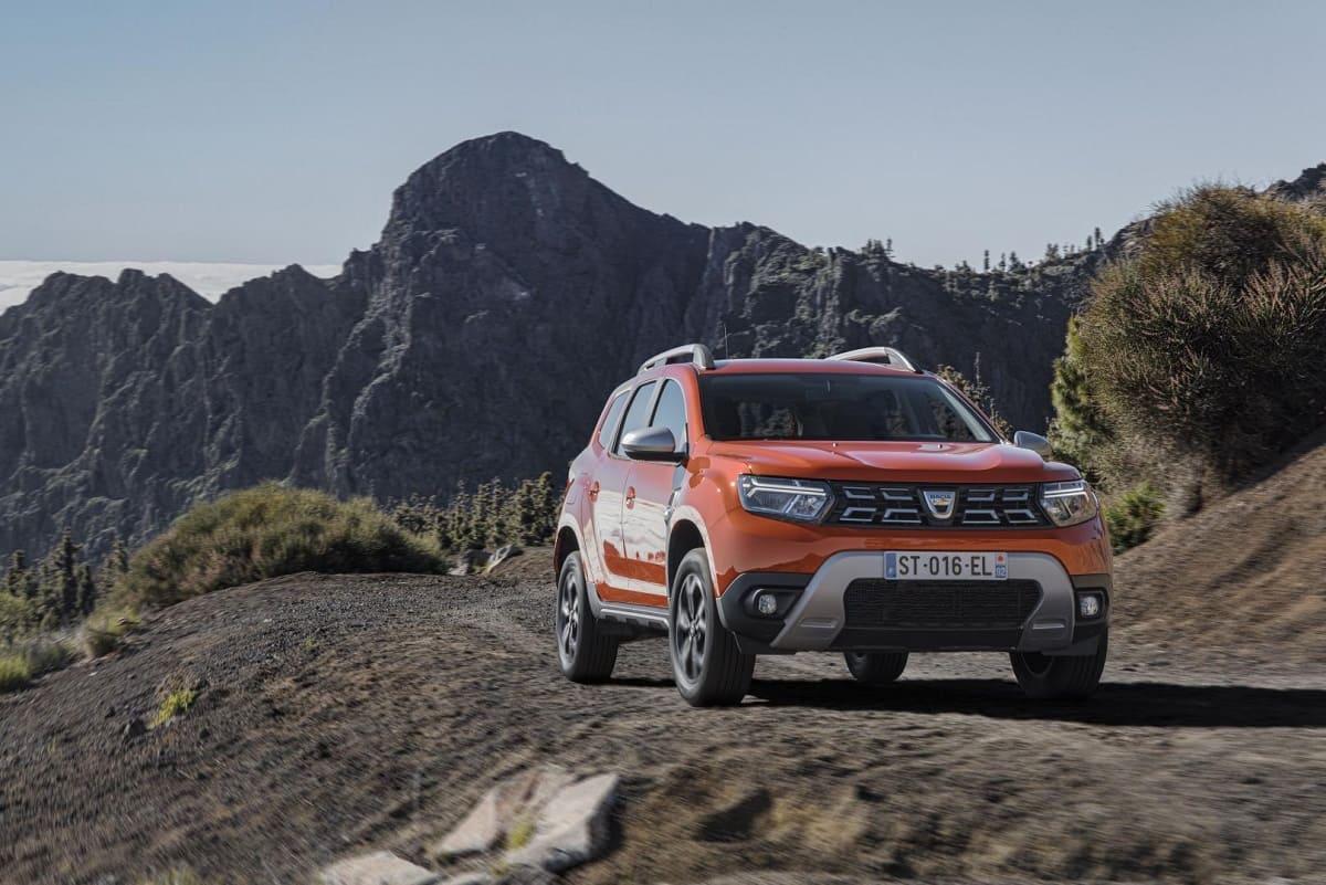 Facelift für den Dacia Duster mit frischem Look und neuem Infotainment