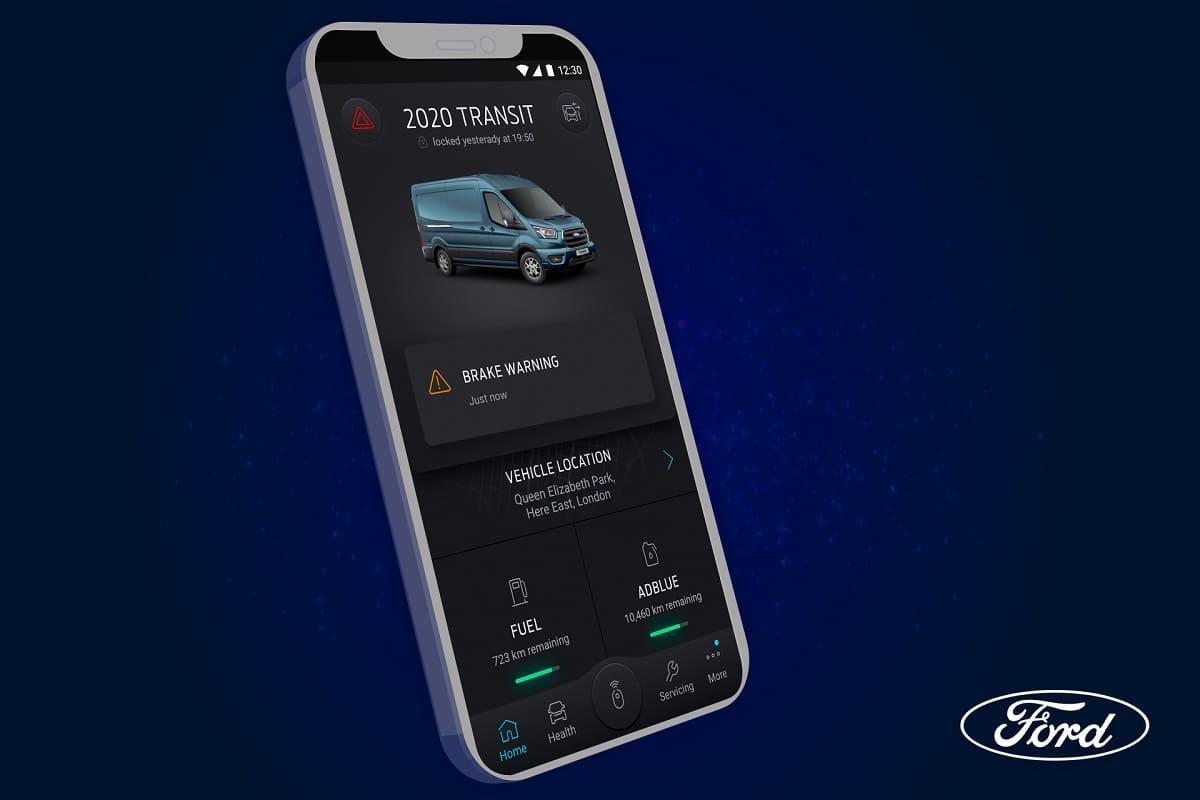 Ford Telematics Essentials: Mehr Produktivität für Flottenkunden