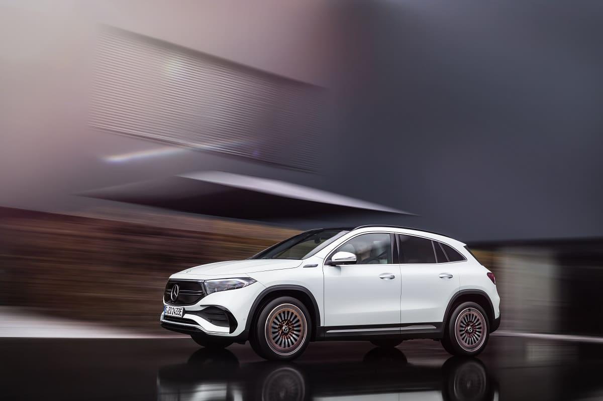 Mercedes EQA 2021 im Test: Wie gut ist das A-Klasse-SUV als Stromer?
