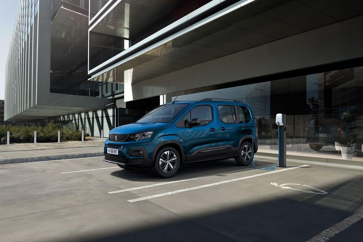 Peugeot e-Rifter: Flexibles Fahrzeug für Outdoor-Abenteuer