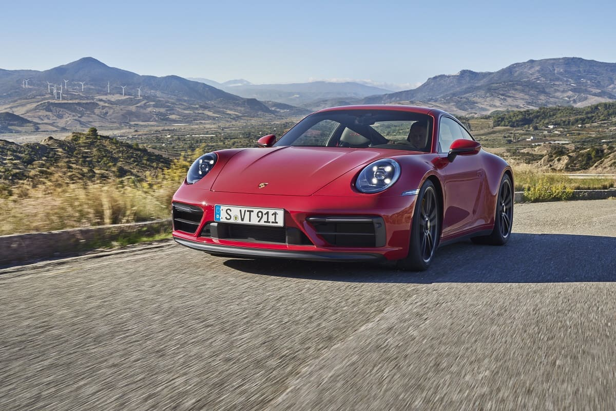 Sportlicher und dynamischer: breitere Porsche 911 GTS Modellpalette