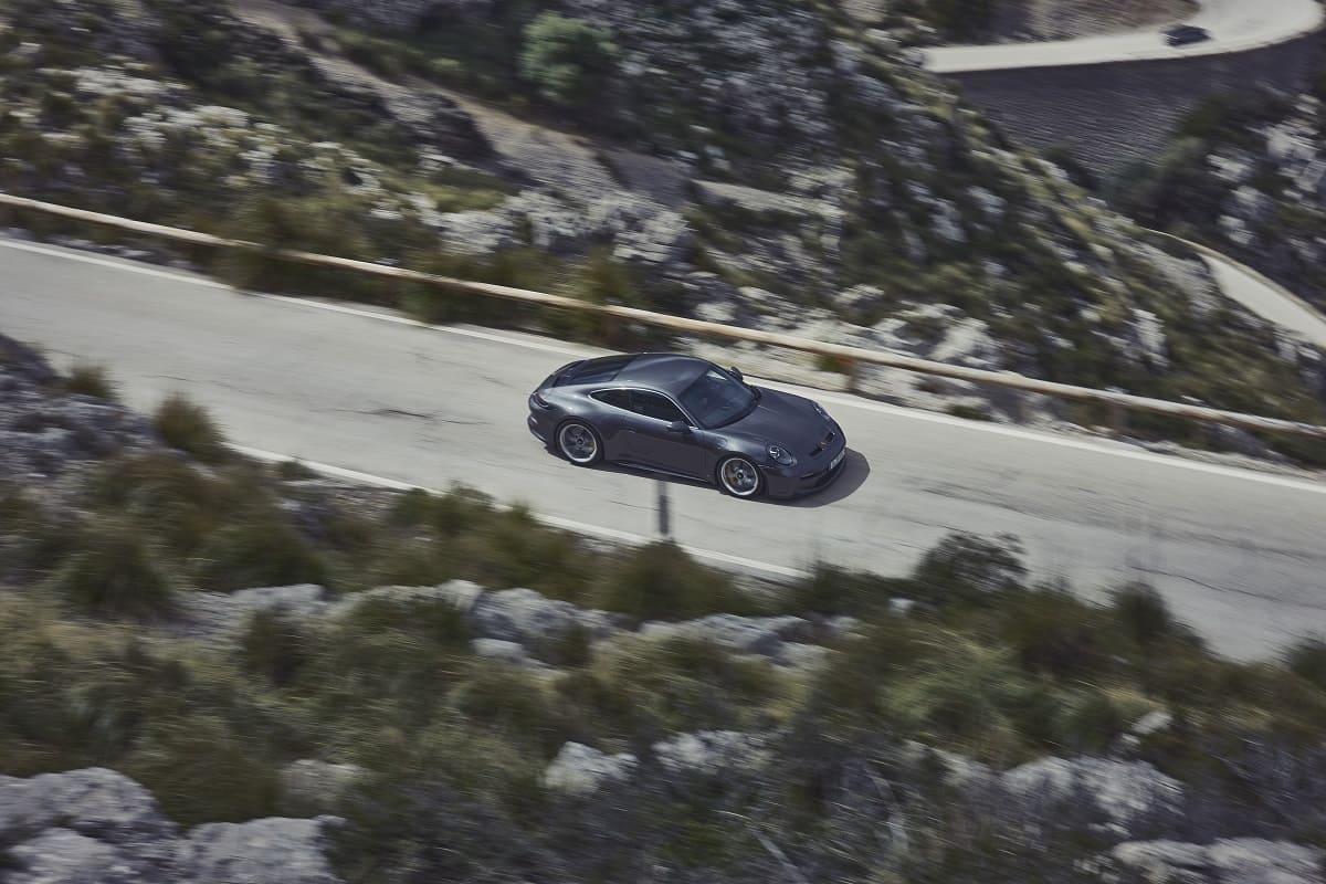 Porsche 911 GT3: Hochleistungssportler samt Touring-Paket