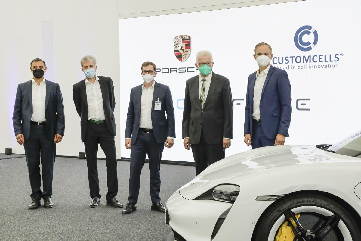 Neue Batteriefabrik: Porsche investiert zweistellige Millionensumme