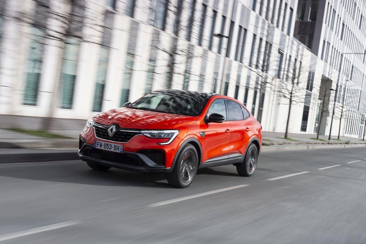 Lieferstart des Renault Arkana E-TECH Hybrid