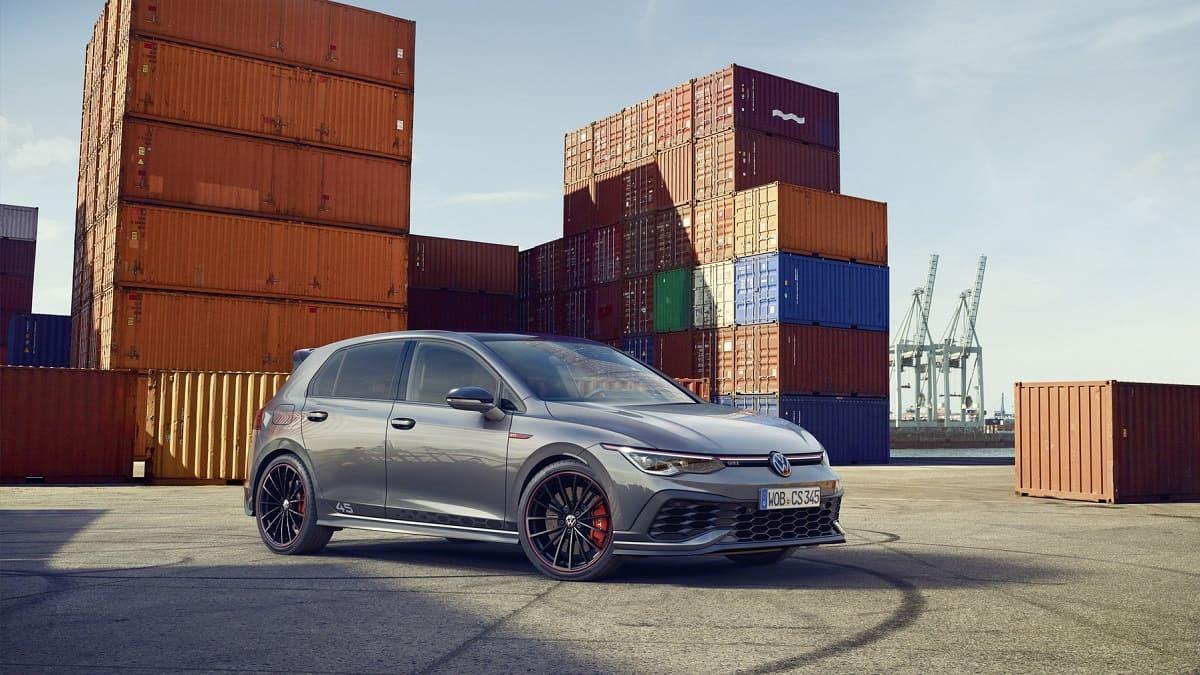 """VW Golf 8 GTI """"Clubsport 45"""" im Test: So feiert VW den 45er seiner Kompaktsport-Ikone"""