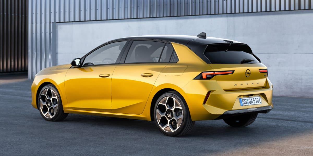 Opel Astra: Neuer Ansatz bei der Fahrzeugentwicklung