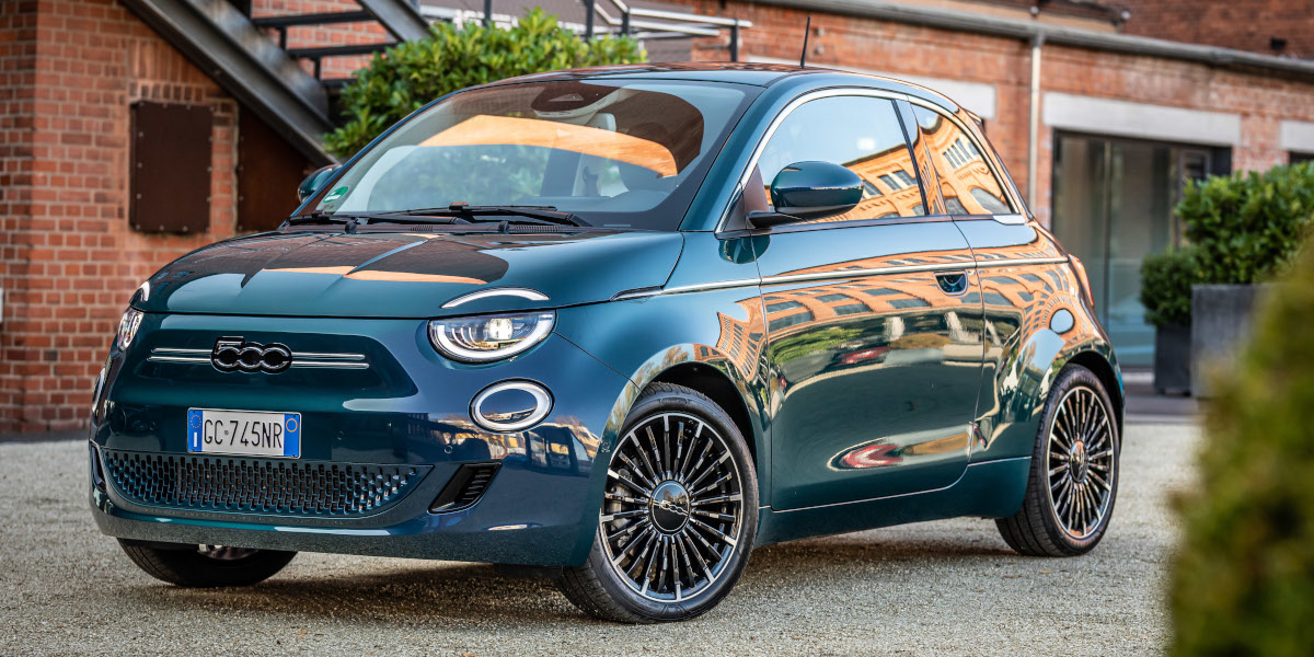 Fiat 500 trumpft im Green NCAP Test groß auf