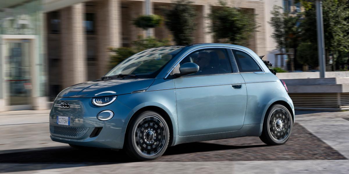 Fiat 500: Umweltfreundliches Fahren macht sich bezahlt