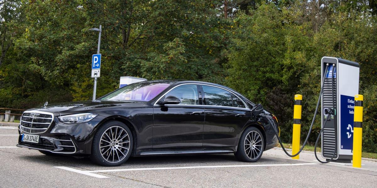 Mercedes S-Klasse: Verkaufsstart des Plug-in-Hybrid