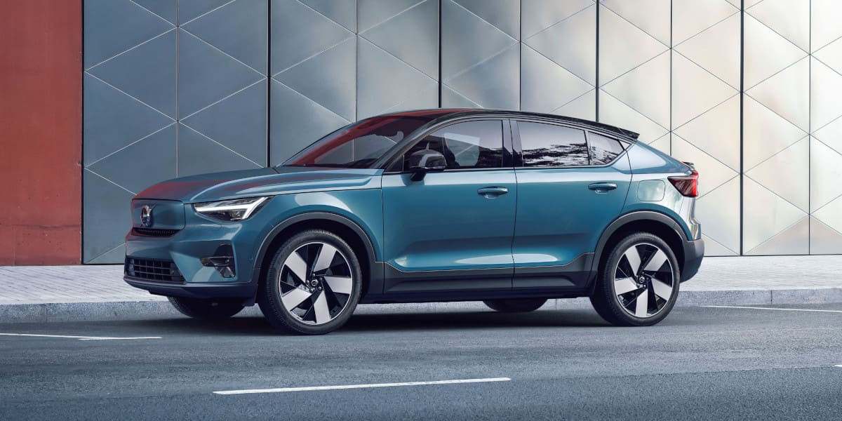 Volvo C40: First Edition zum C40 Recharge Pure Electric
