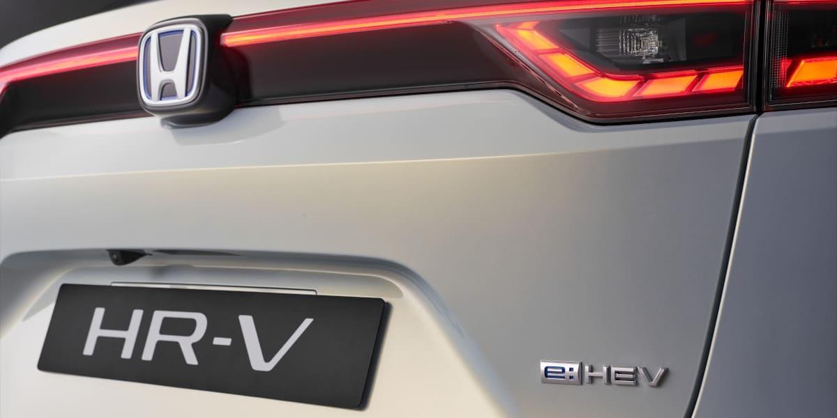 Honda HR-V: Serienmäßig mit e:HEV Hybridantrieb