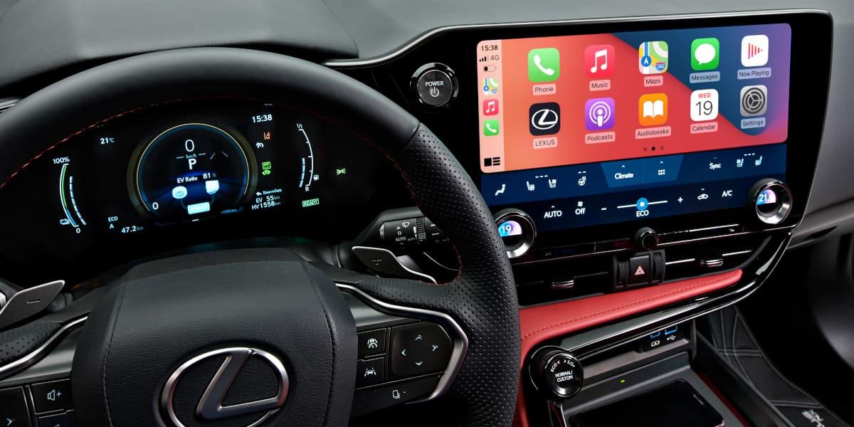 Lexus NX: Direkte Kontrolle im neuen Modell