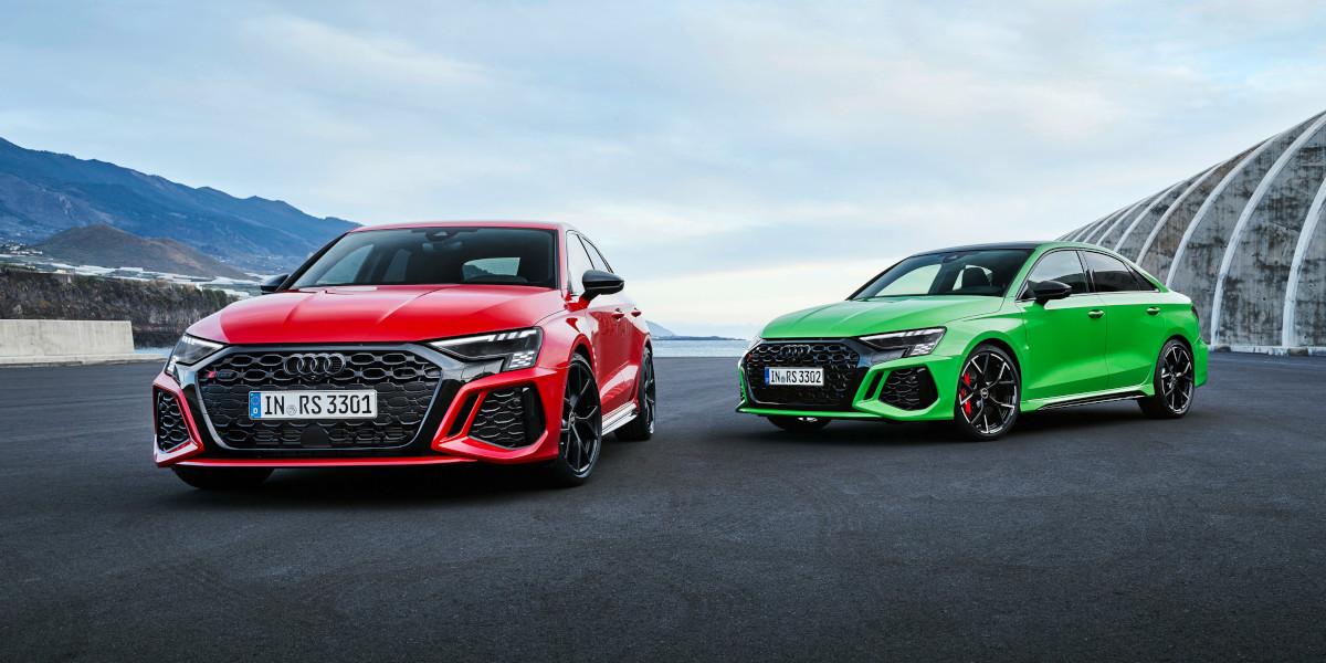 Neuer Audi RS 3: Hochleistungssportler für den Alltag