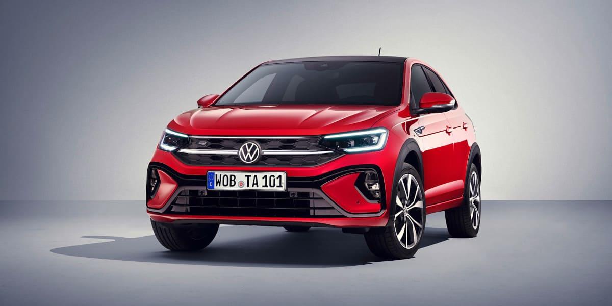 VW Taigo: Erstes SUV-Coupe der Wolfsburger feiert Premiere