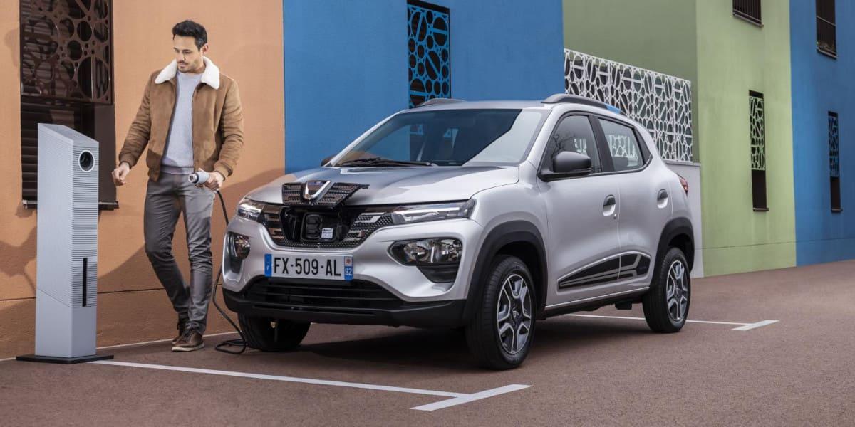 Dacia Spring: Basisversion des City-SUV ab sofort bestellbar
