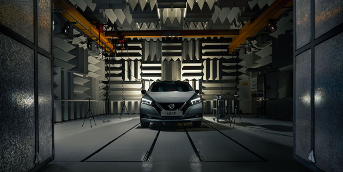 Nissan Leaf: Neuer E-Auto-Sound vorgestellt