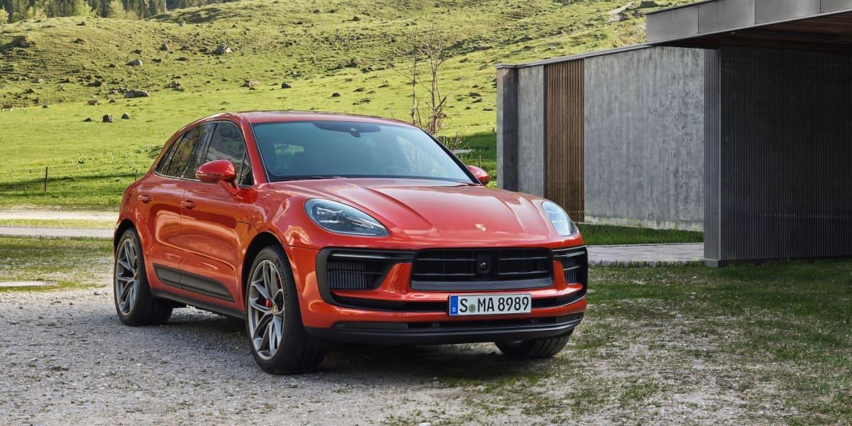 Leistungssteigerung: Porsche wertet den Macan auf