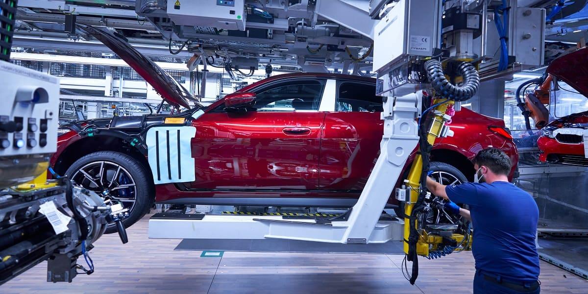 BMW 4er Gran Coupé: Produktion in München gestartet