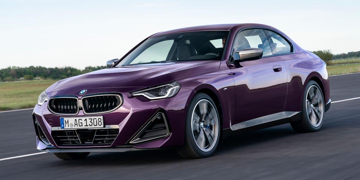 Neues BMW 2er Coupe: Sportlichkeit in konzentrierter Form