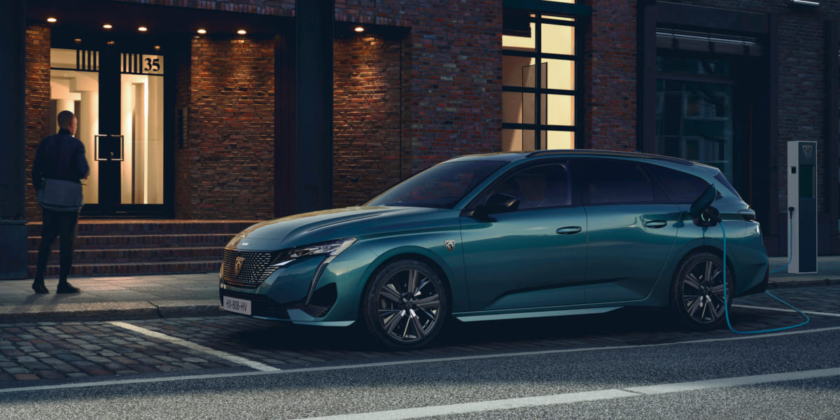 Peugeot 308 SW: The Power of Choice
