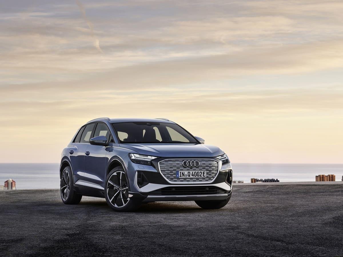 Audi Q4 e-tron im Test: Erleichtert das erste Audi-SUV MEB-Basis den E-Einstieg?