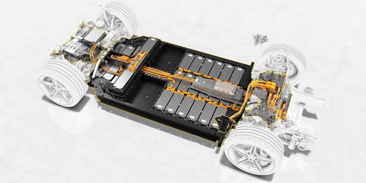 Porsche und BASF entwickeln Lithium-Ionen-Batterie