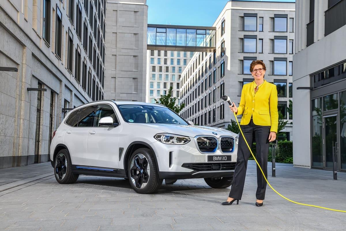 BMW: 5.000 neue Ladepunkte bis Ende 2021