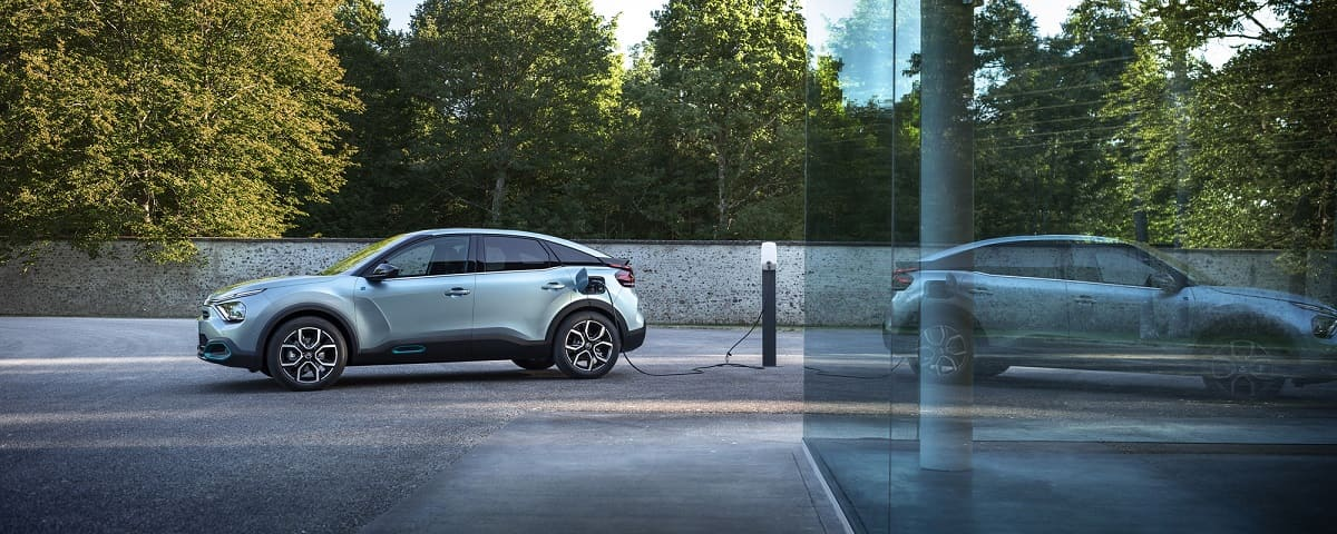 Citroen e-C4 2021: Golf-Gegner im SUV-Format nun auch als gewiefter Stromer