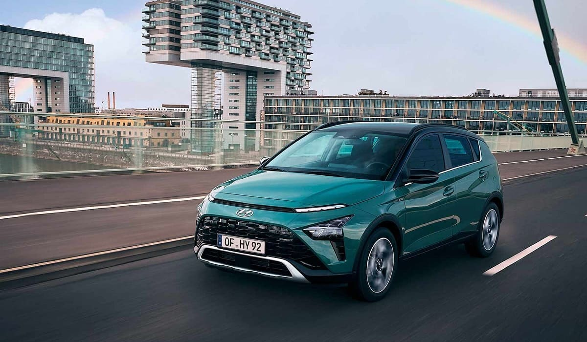 Hyundai Bayon: Sieger im Vergleichstest