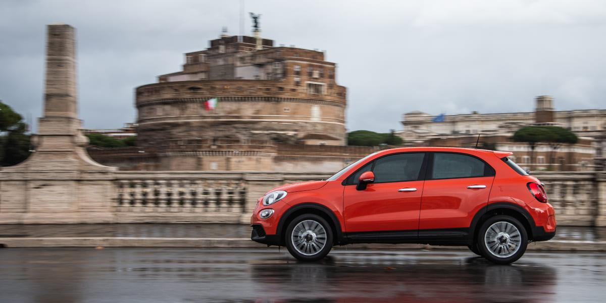 Fiat 500X im Test (2021): mit frischer Basis und Top-Ausstattung zu neuen Höhen?