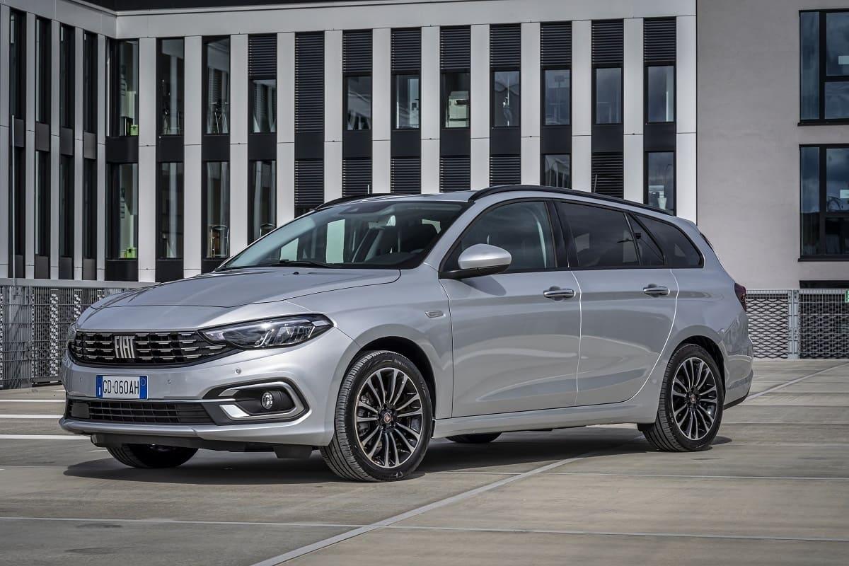 Fiat Tipo Kombi im Test (2021): Ist der aufgefrischte Kompakt-Kombi ein heißer Tipp?