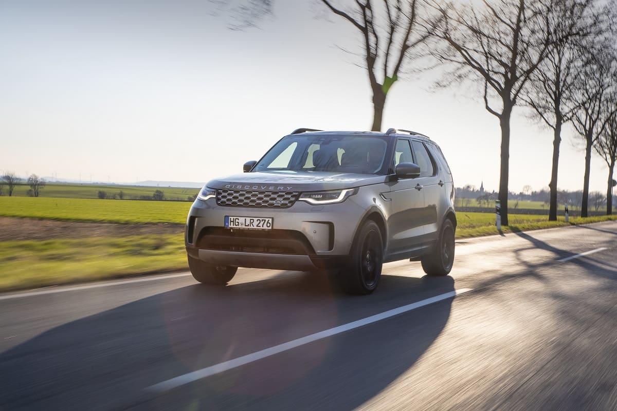 Land Rover Discovery V im Test (2021): 2. Modellpflege für das kletternde Faktotum