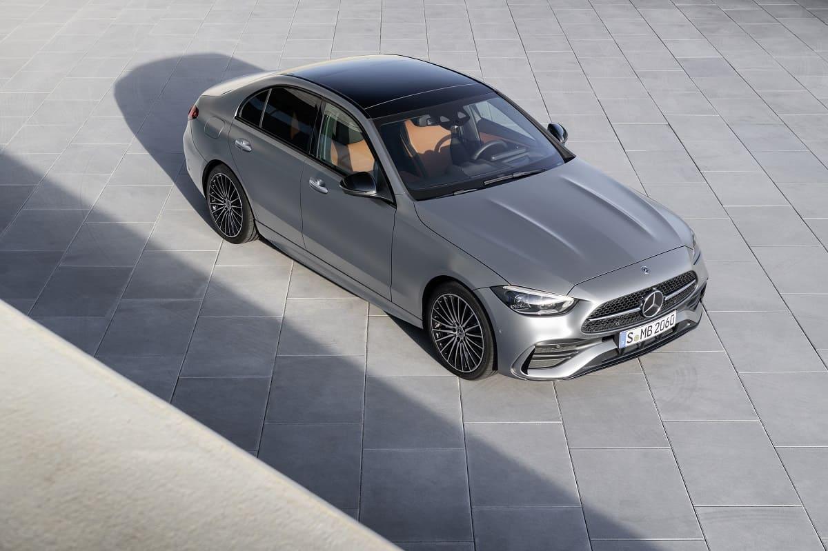 Mercedes C-Limousine im Test (2021): sportlich, edel, effizient – W 206?
