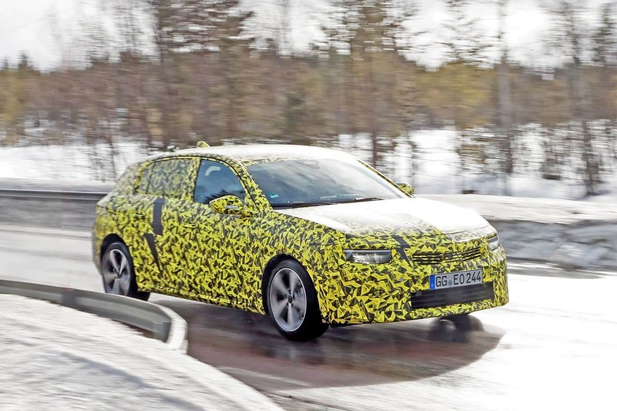 Neuer Opel Astra: 11. Generation steht in den Startlöchern
