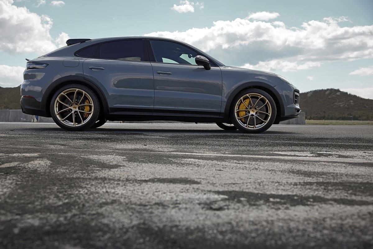 Porsche Cayenne Turbo GT: High-Performance-SUV mit Rundstrecken-Abstimmung