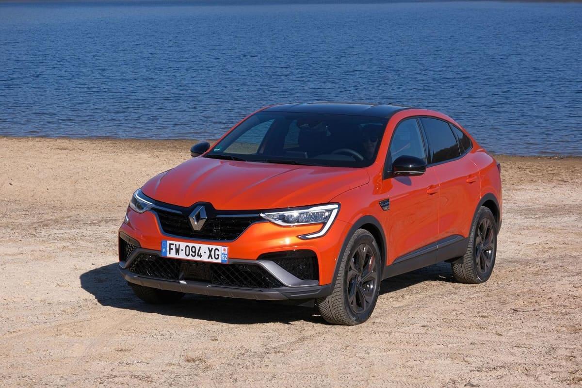 Renault Arkana 2021 im Test: Was steckt hinter dem geheimnisvollen SUV-Coupé?