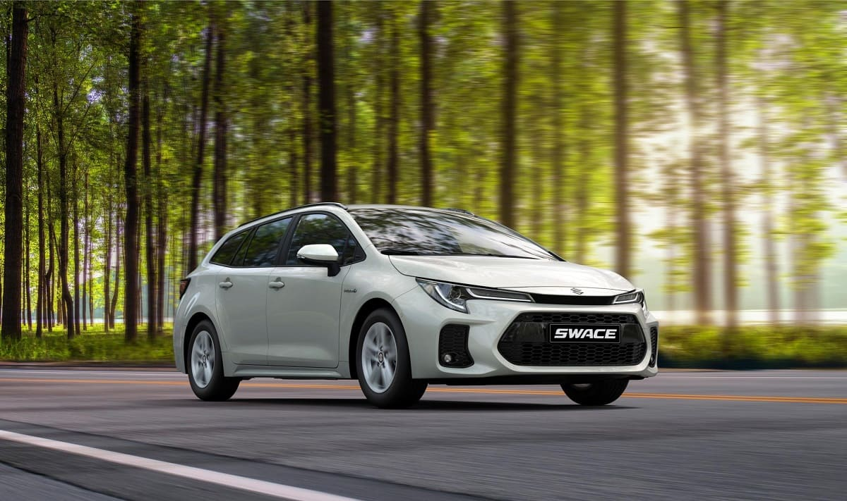 Suzuki Swace 2021 im Test: Erfolgreiche Kompakt-Kombi-Rückkehr mit Toyotas Hilfe?