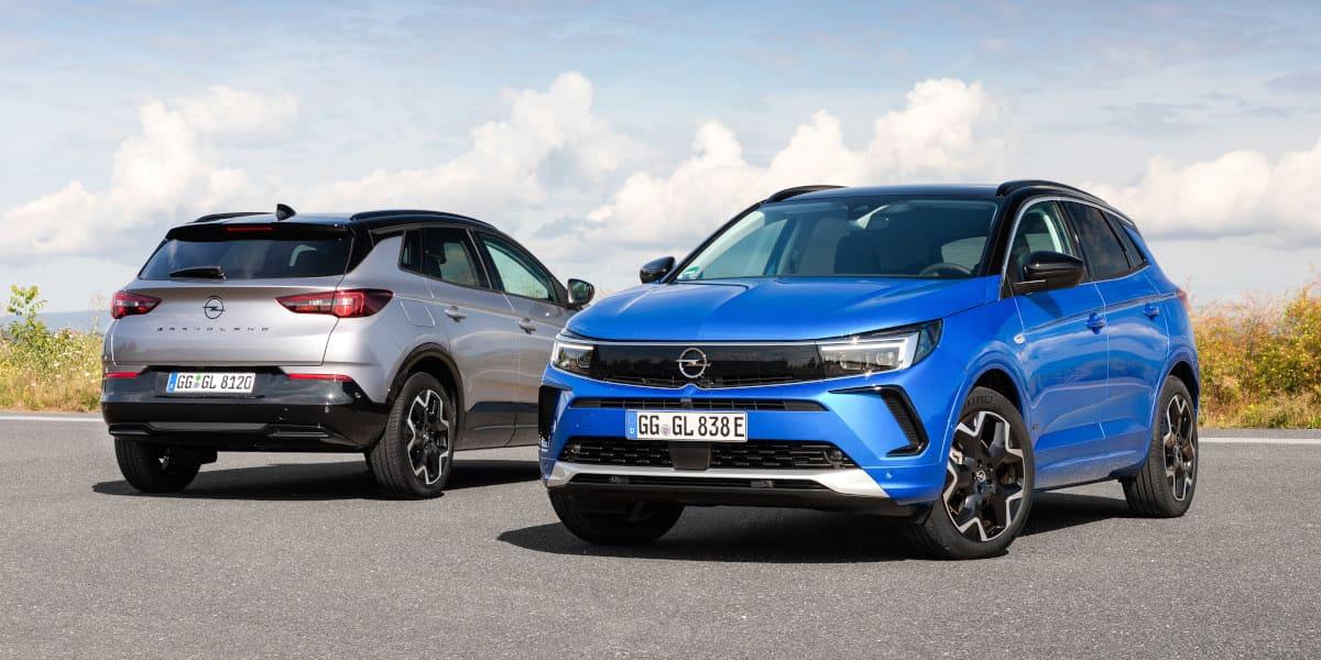 Opel Grandland ab Spätherbst: Neue Maßstäbe im C-SUV-Segment