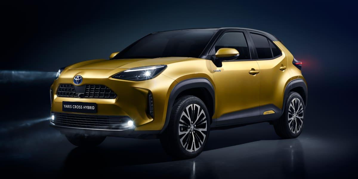 Neuer Toyota Yaris Cross: Sechs Ausstattungslinien zum Start