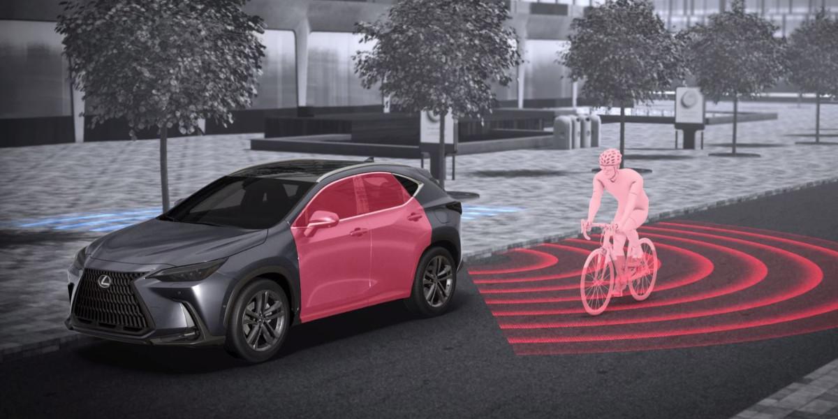 Lexus Safety System plus: Höchstes Sicherheitsniveau im neuen NX