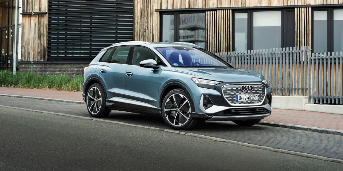 Audi Q4 e-tron: Modellerweiterung mit Allrad
