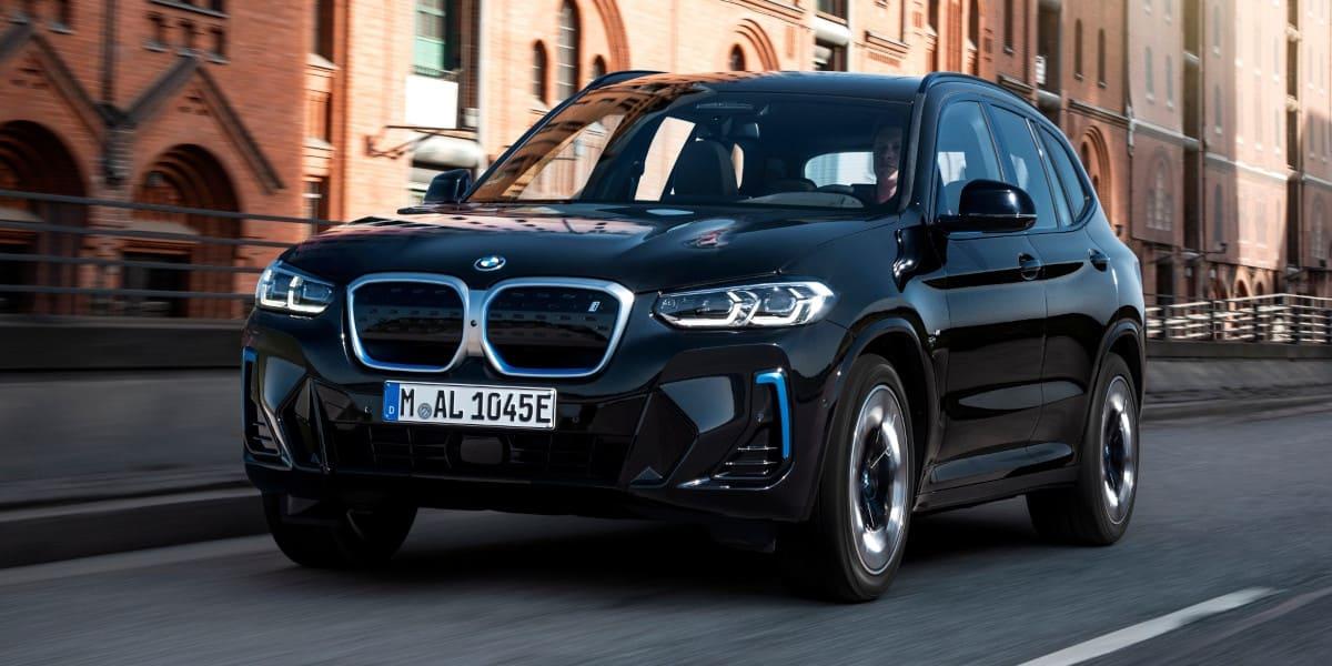 BMW iX3: Frisch für den Herbst
