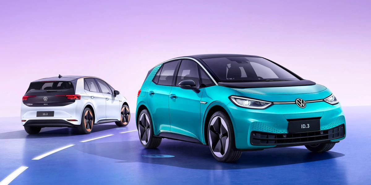 VW ID.3 bereit für den chinesischen Markt