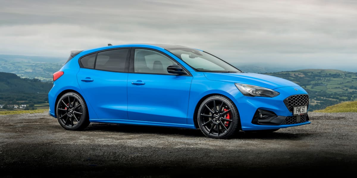 Ford Focus ST Edition: Maximale Fahrdynamik für Auto-Enthusiasten