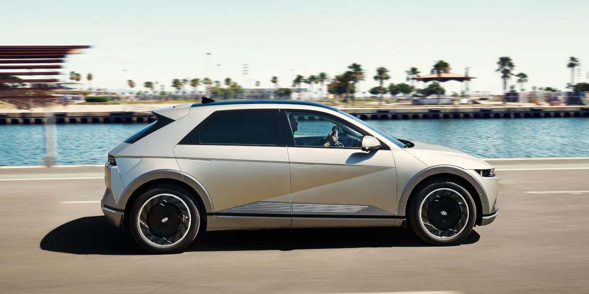 Hyundai ioniq 5: Sieg im ersten Vergleichstest
