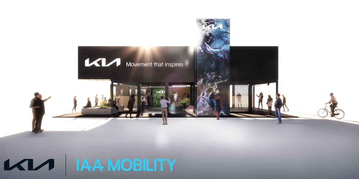 Kia feiert doppelte Elektro-Premiere auf der IAA