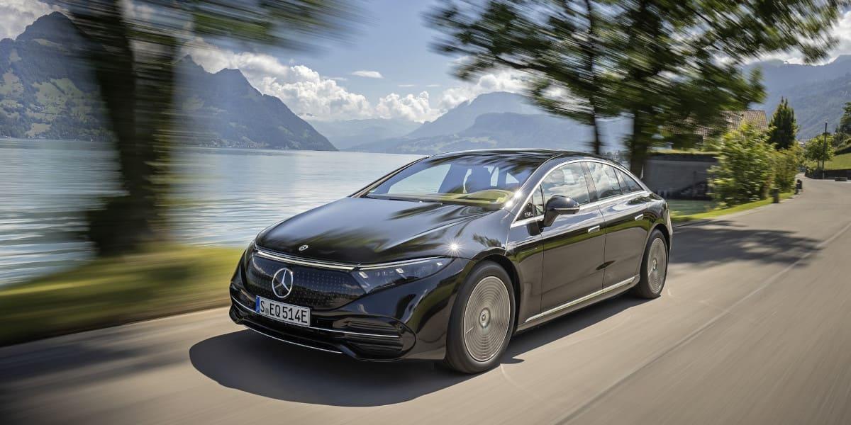 Mercedes-Benz EQS: Die vollelektrische Zukunft beginnt