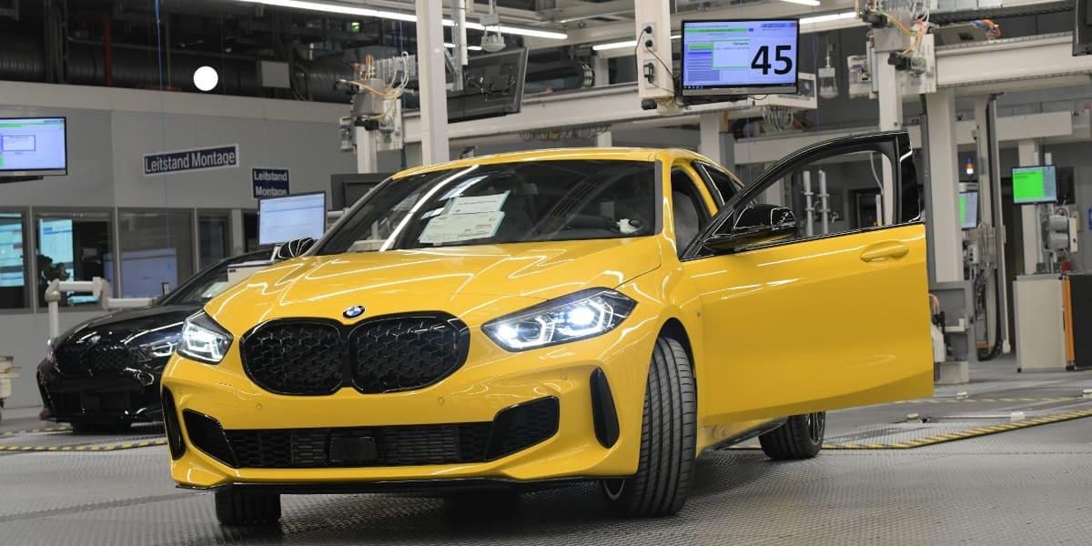BMW treibt es bunt: 160 Lackfarben für 1er und 2er Gran Coupe