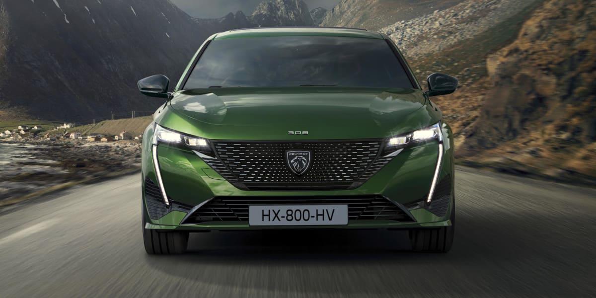 Peugeot 308: Neue Lichtgestaltung im Löwenlook