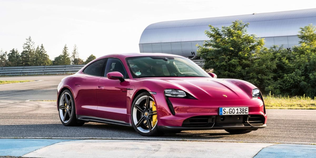 Porsche Taycan: Bunter, weiter, technisch versierter